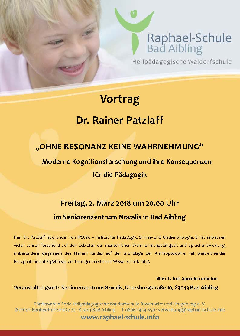 Dr. Rainer Patzlaff in Bad Aibling